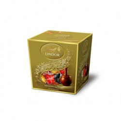 Lindor Assorted 250g Gift Cube