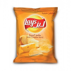 "Chips Lay""s Fromage 97 gr"