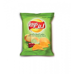 Chips Lay's Chili & Lemon 43 gr