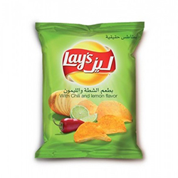 Chips Lay's Chili & Lemon 97 gr