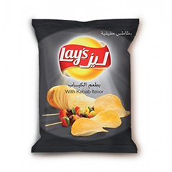 Chips Lay's Kebab 97 gr