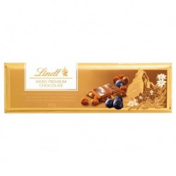 Gold Tablets_300g_Milk Raisin Nut